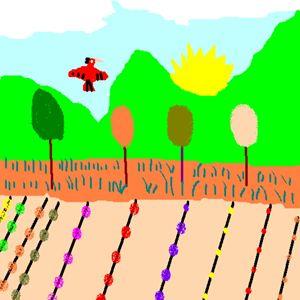 Farmers Delight By Cheyene M. Lopez