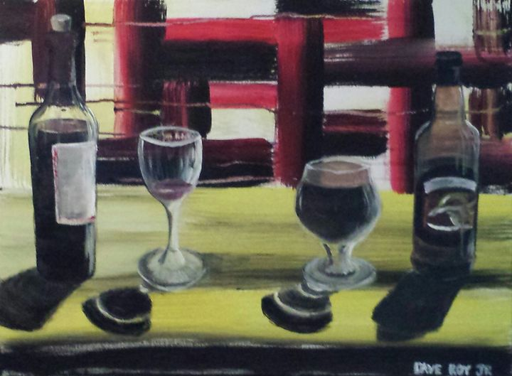 Wine and Beer Time - Dave Roy Jr.