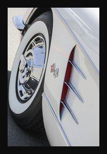 Classy Corvette