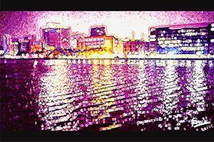 A Purple City