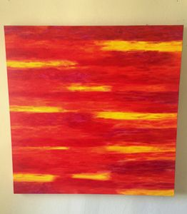 Large Abstract Two