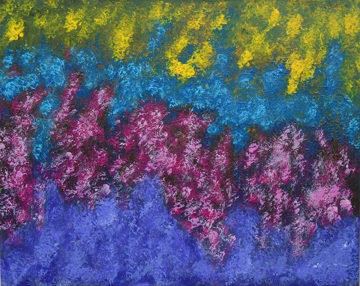 Flowers - Michael Anderson
