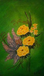 Lilacs & Daisies