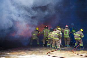 Extinción de fuego