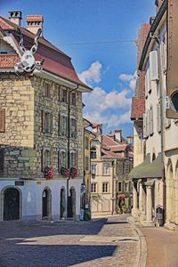Village Fribourg