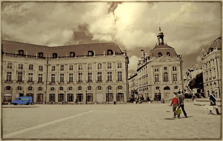 Bordeaux - MaXx Art