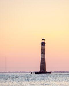 Morris Island Lighthouse 2