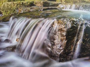 4 foot waterfall