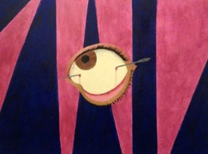 An Eye With A Needle