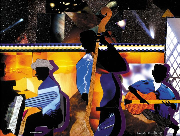 Universal Trio - Artful Soul - Everett Spruill