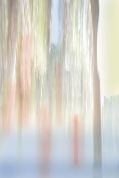 Moving Trees 69 - Welborne Fine Art