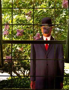 Peeping Réné - Welborne Fine Art