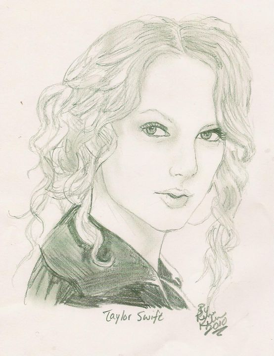 Taylor Swift - Renee Kilburn