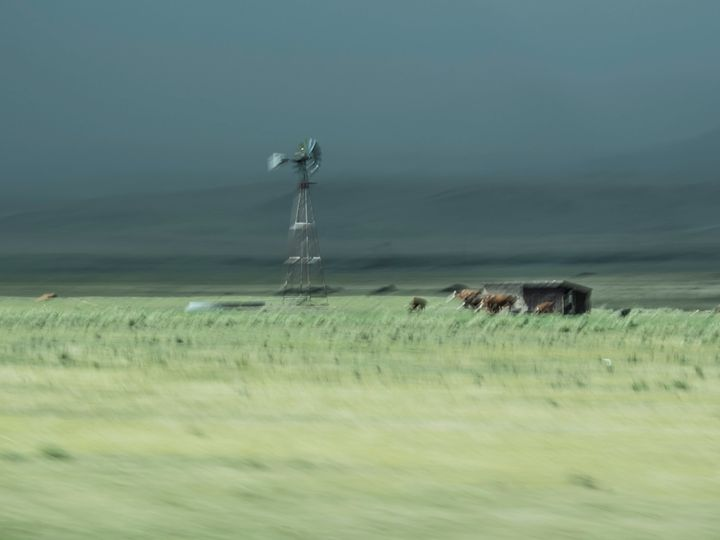 Ranch on the Prairie - Aspen Willow Fine Art Photography Gallery