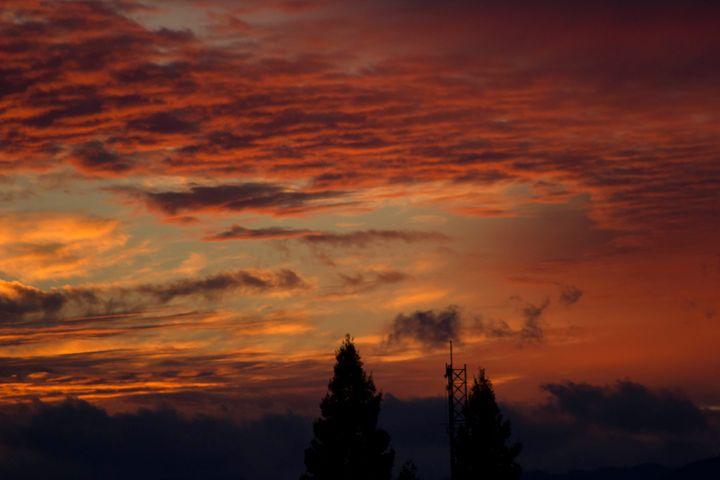 Northern Sunset - Flashbulb Foto