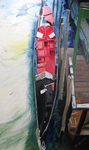 Red Gondola No.3 (February)