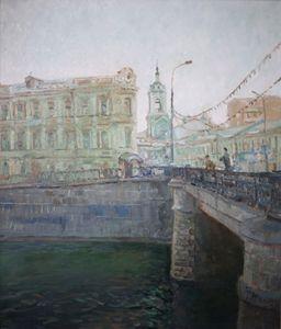 Pyatnitskaya street