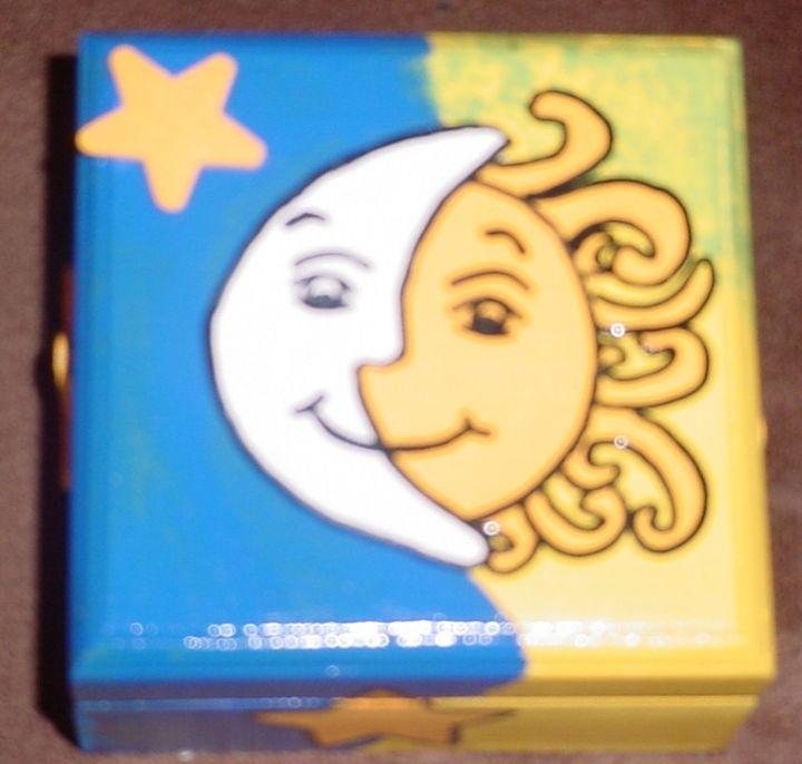 Celestial Smiles - Carolina Keepsakes