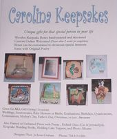 Carolina Keepsakes