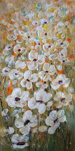 White Poppy Flowers