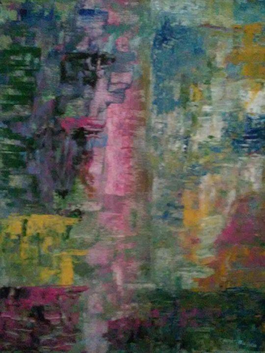 Image of women - Cristobal pabon art gallery