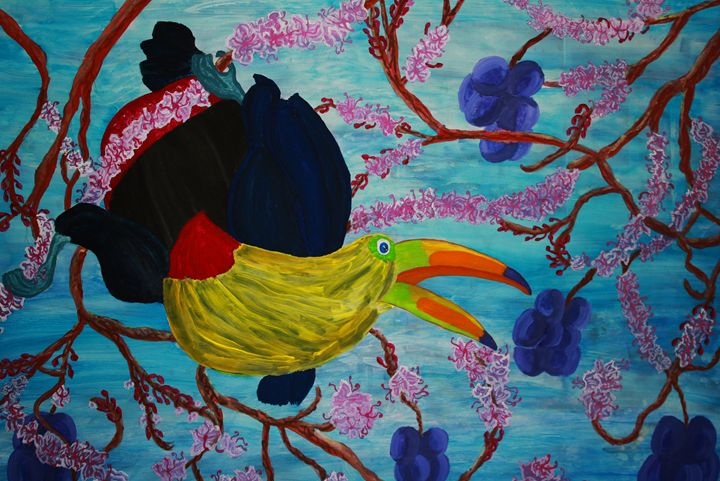 Ravenous Toucan - Coelina