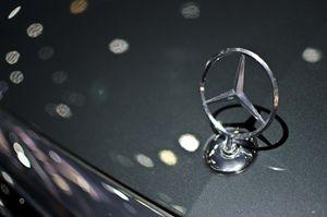Mercedes Emblem