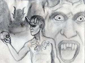 Brendon Urie Devil