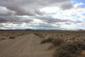Deserted Desert Dirt