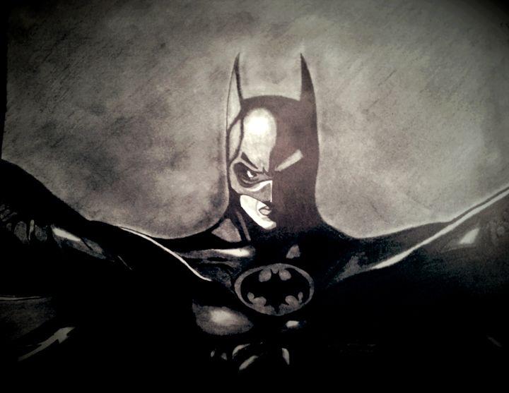 the Batman - Eduardo's Art