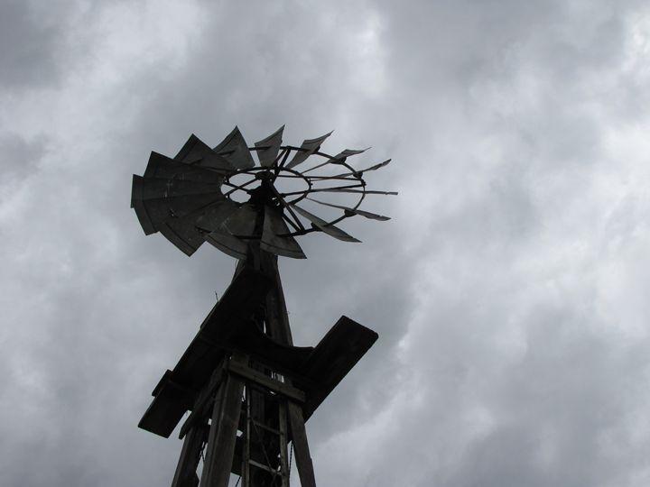 Windy skys - Old Door Photography
