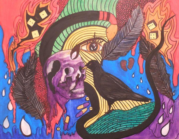 untitled - K.D. Robbins fine art