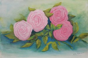 Victorian Rose's