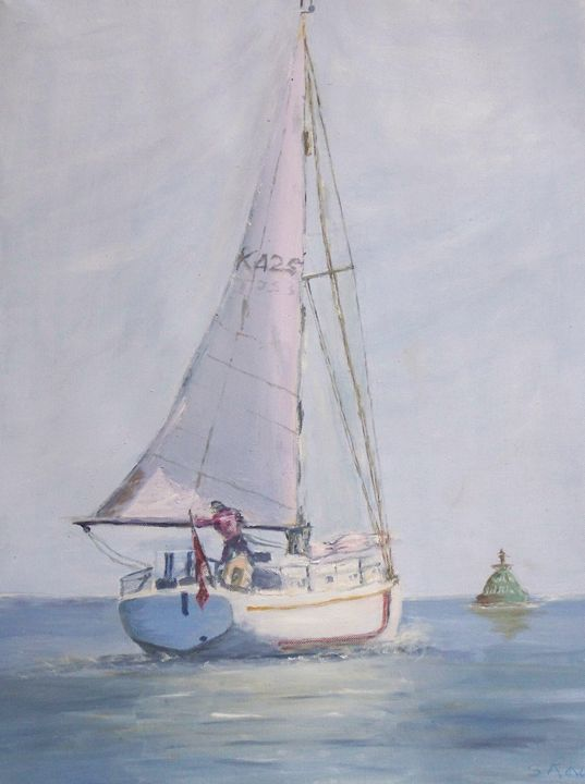 Starboard - Sheila Rous