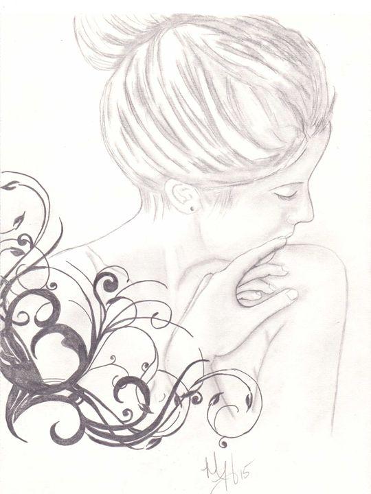 sorrow - Michelle Hunter