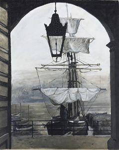 Dockside 1800's