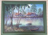 99cm x 74cm Original Oil Painting