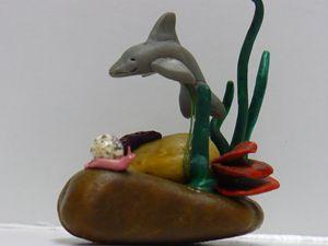 Dolphin & Snail