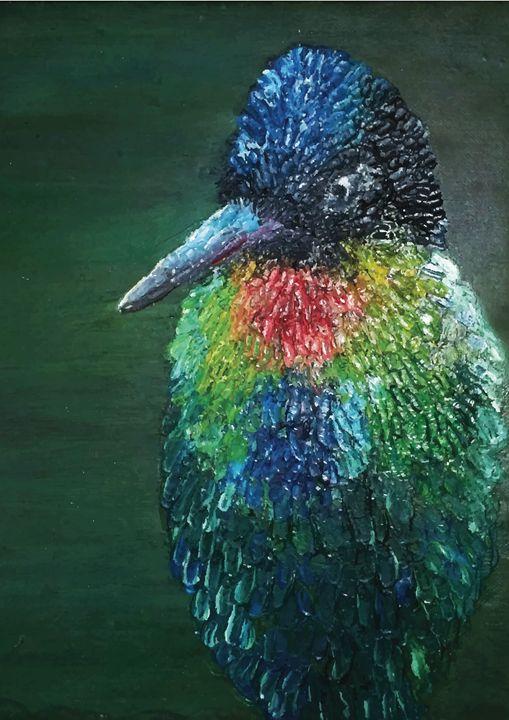 Humming bird - creatorunique