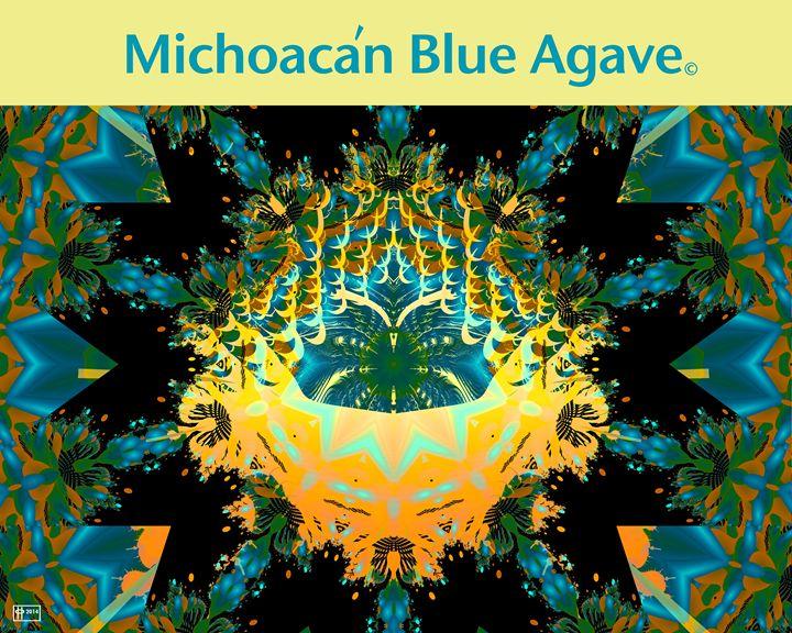 Michoacán Blue Agave - Pavelle Fine Art