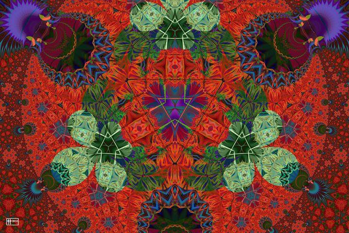 Thistleplum - Pavelle Fine Art