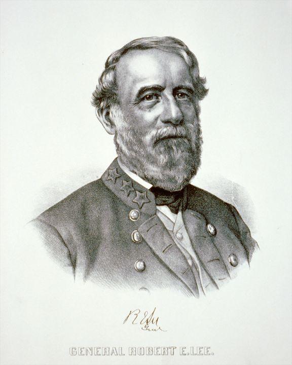 General Robert E. Lee - Wall Art