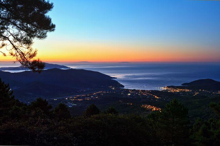 dawn in Elba island - Antonio-S