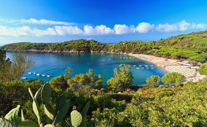 Fetovaia bay - Elba island - Antonio-S