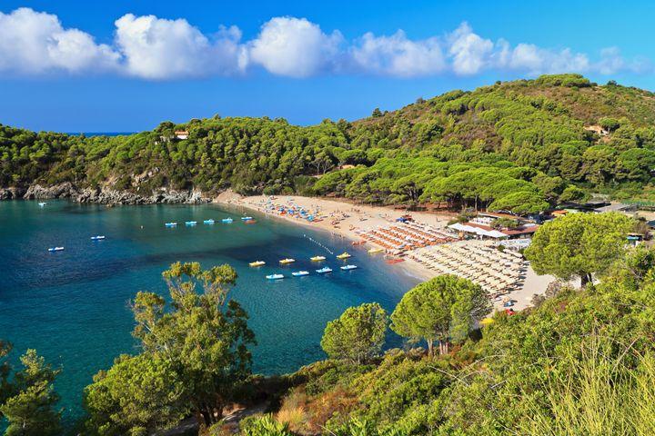 Fetovaia beach - Elba island - Antonio-S