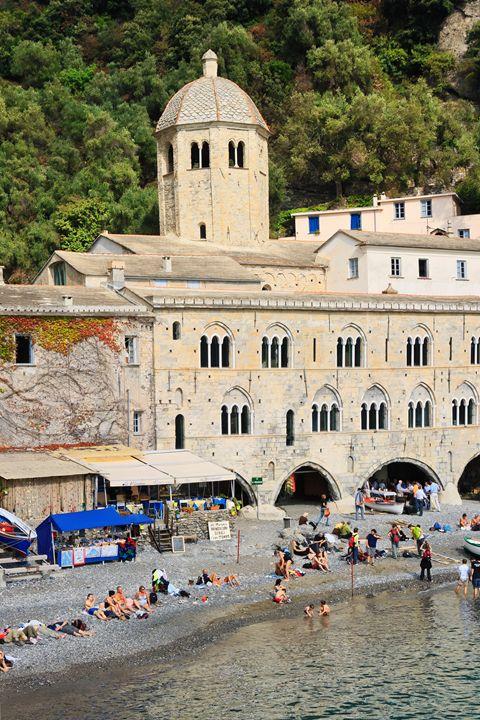 San Fruttuoso abbey - Antonio-S