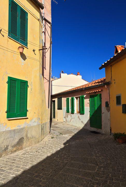 small street in Capoliveri - Antonio-S