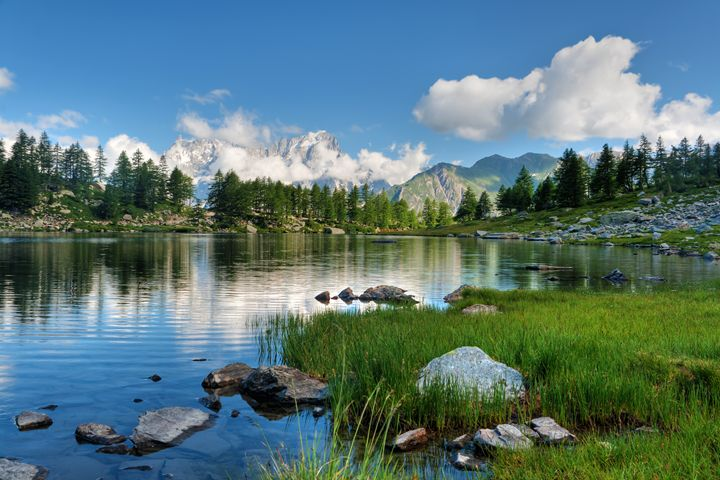 Arpy lake, Aosta Valley - Antonio-S