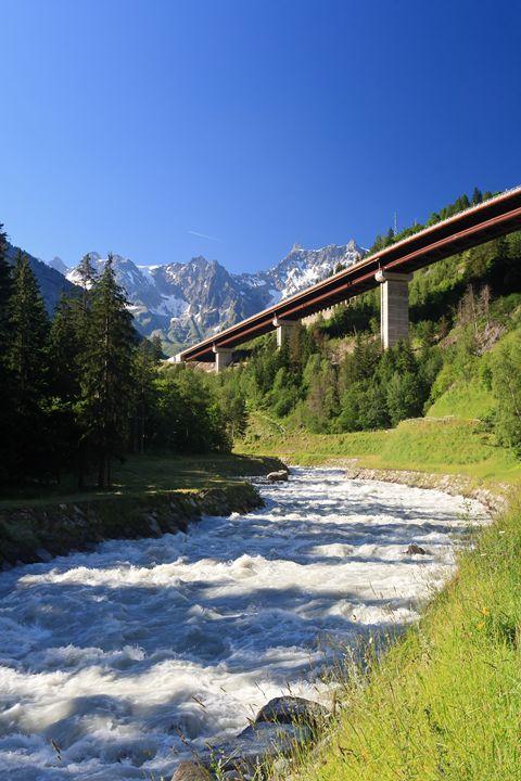 Alpine highway - Antonio-S