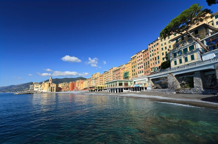 seaside in Camogli - Antonio-S